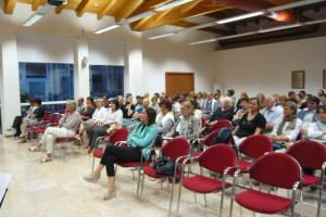 Presentazione presso la Biblioteca comunale di Grezzana, 14 giugno 2012